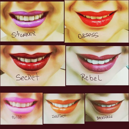 Lipstick Colors L. A Girl Matte Lipgloss Obsession Moda Fashion Amazing Awesome Love It
