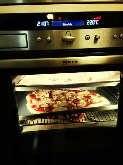 Pizzastufe