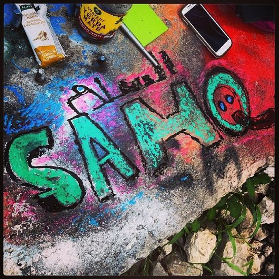 Peace :D SamoSoviet Austin Texas