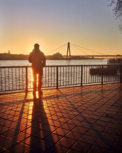 Good Morning Cologne Taking Photos Hello World Light And Shadow Cologne Eye4photography  EyeEm Best Shots People Street Photography Traveling