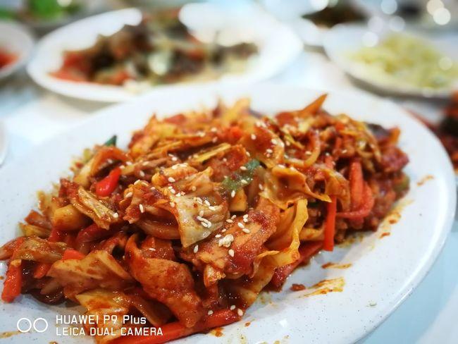 Korean food Food Plate Malaysia,Kota Kinabalu DeliciousFood  Healthy Eating p9plus