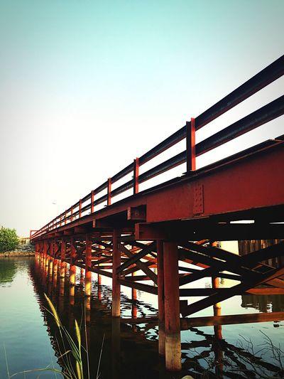 Commercial Photography Achitecture Taking Photos Malacca,malaysia Karyarepublic Lanscapephotography Klebang Bridge - Man Made Structure