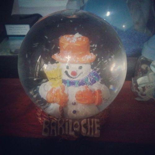Snow ball. BRC2013