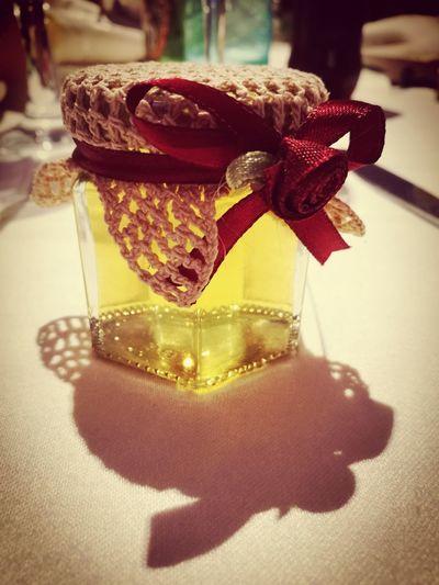 Honey Sweet Little Bottle Closeupshot