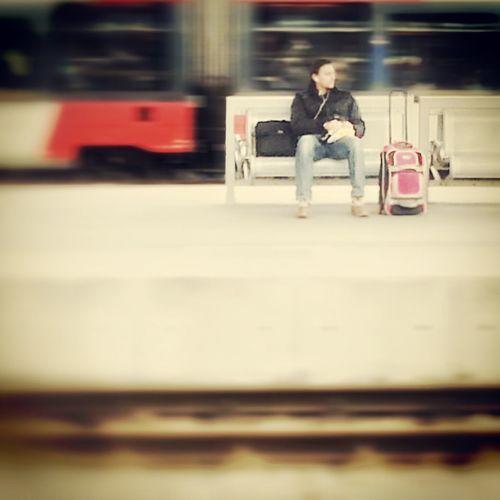 Waiting Timepressure Passenger Traveller