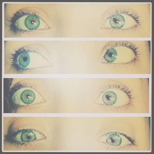 Green Eyes Second EyeEm Photo