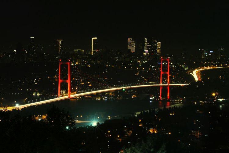 Night City Red