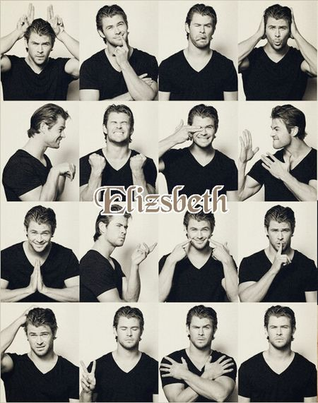 Like~* Chris Hemsworth