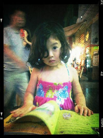 Meine Kleine Schwester.. :D