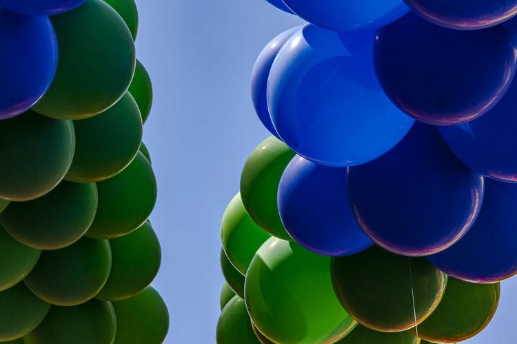 Gay pride parade nyc 6 30 2019 - 50th anniversary 0f stonewall riots - balloons