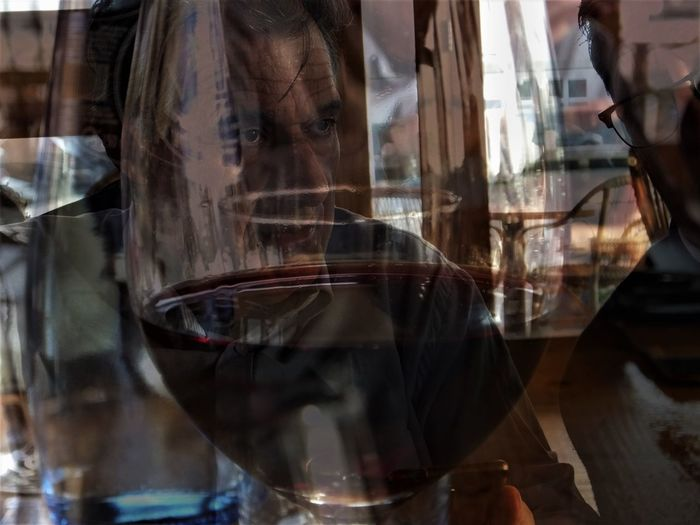 Catar el vino Catadevino Gallery Lovephotography  Vinotinto Taste Good Smell Sentir Party Reunion - Social Gathering Amigos Fujifilm Side View Reflection Multi-layered Effect Multiple Exposure Composite Image Transparent Thoughtful
