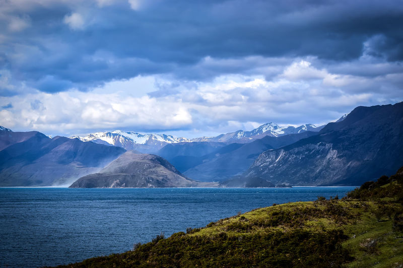 Scenic mountain views. Dramatic Sky EyeEm Landscape EyeEm Gallery New Zealand Beauty New Zealand Photography Beauty In Nature Cloud - Sky Day Environment Lake Landscape Mountain Mountain Peak Mountain Range Nature No People Non-urban Scene Outdoors Range Scenics - Nature Sky Snowcapped Mountain Tranquil Scene Tranquility Water