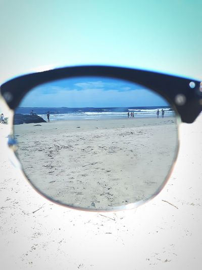 View through sunglasses ! Great View Travel Sunny Day Sunglasses Port Macquarie Great Place Super Chilled Town Beach Awesome Photography Memories Lovephotography  EyeEm
