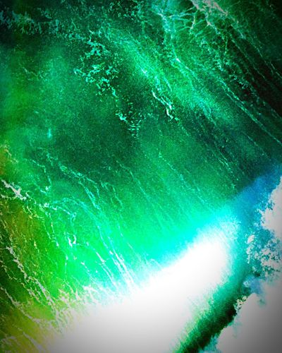The Sea are the beautiful in your Life.☀️🌅 Water Beauty In Nature Green Color Blue First Eyeem Photo
