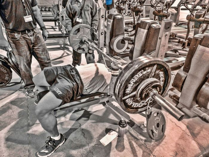 Body & Fitness Bodybuilding Lifting Weights Fit Life  340 lbs ..for the 1000lb club challenge.