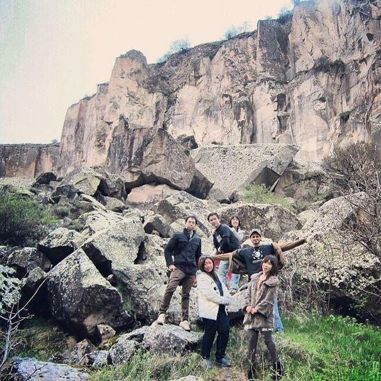Ihlara IhlaraValley Ihlaravadisi Cappadocia Travel BestFriends Trusty Team 20130412