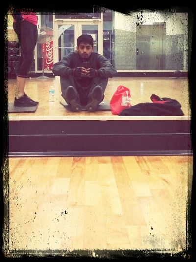back in the gym Gym Latenight Workout