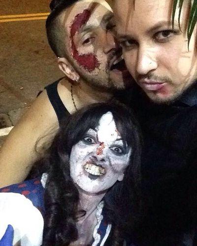 Halloween 👻 Instagram Amigos Party Saturdaynight Partyallnightlong GaleraReunida Galeradabagunça Balada Festa Bebedeira Alcool  Hallowen DiaDasBruxas Hallowentrash Hallowentrash80s Anos80 Trash80s