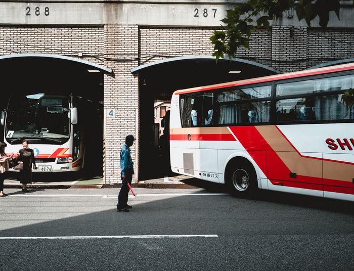 Japan Japan Photography Traffic Bus City Mode Of Transportation Motor Vehicle Street Streetphotography Transportation Urbanphotography