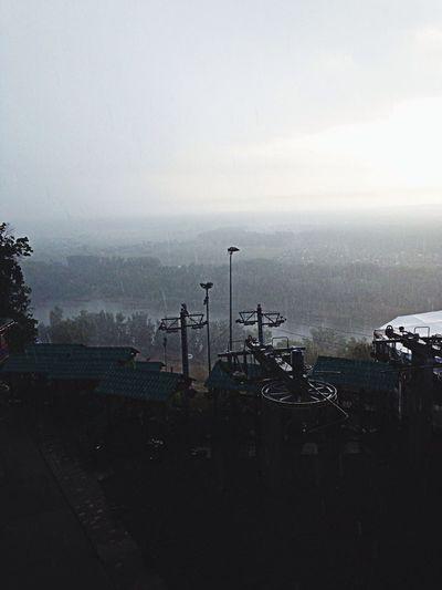 Дождик с утречка