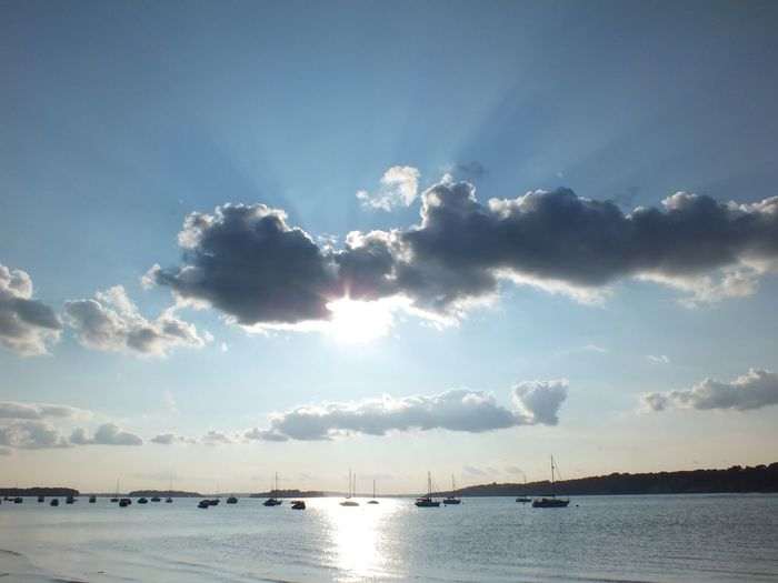 Poole Harbour Shell Bay Clouds And Sky Light And Shadow Landscape Seascape Boats Check This Out Taking Photos Enjoying Life Landscapes With WhiteWall