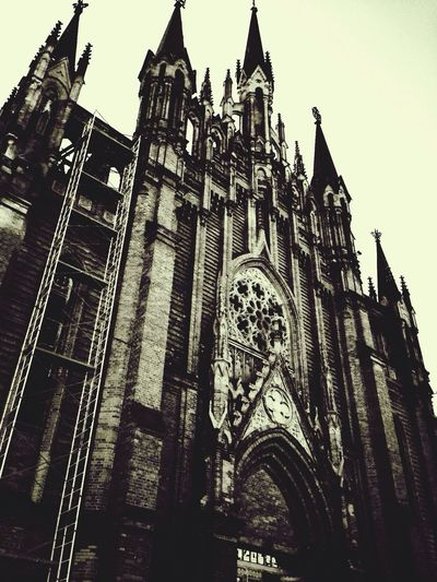 My Best Photo 2014 Hello World Street Photography Cathedral