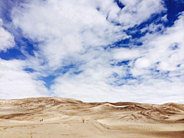 Wow sand
