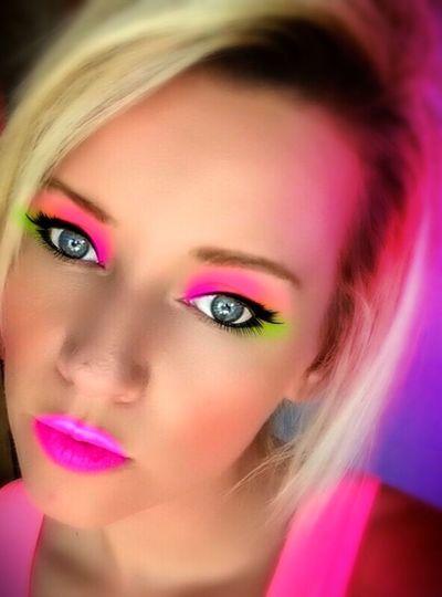 Modelgirl me] Model Shoot Pink Yellowmagic Makeup ♥ Gettin Faded Blurred