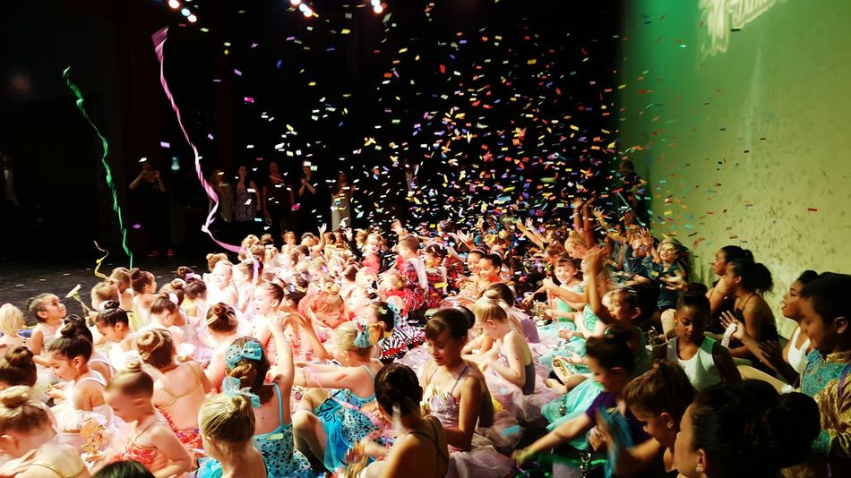 Party Time! Recital Dance Celebrating Confetti Congratulations EyeEm Challenge Side View Happy Moment EyeEm Gallery This picture was one of the Runner-ups in the EyeEm Party Time Mission! Also used for header on the blog! So awesome, Thanks EyeEm!! 6.13.15