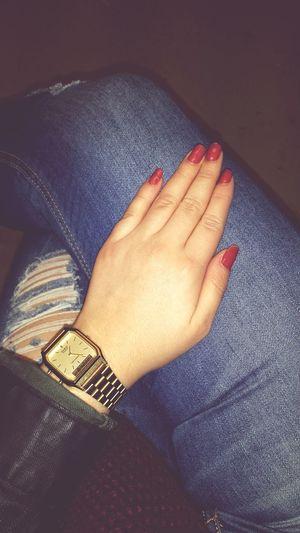 💅 Nails Casiowatch Fashion