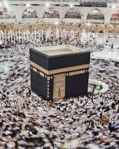 moslem people doing tawaf Hajj Umrah XF27mm Xpro1 Fuji Xpro1 No People Luxury Day Indoors  Architecture Close-up