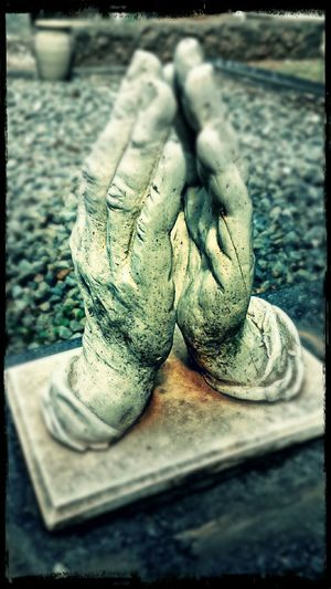 Praying Hands God Lord And Savior Hands Pray Prayer Visiting Hours Graveyard Cemetery Eyeyem  EyeEm Best Edits EyeEm Gallery