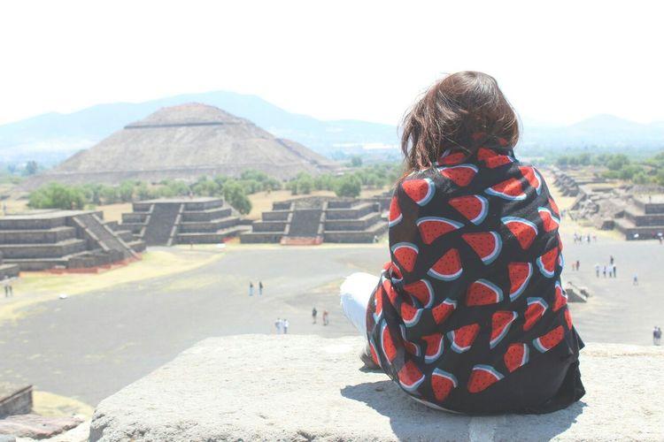 Esperar no significa detenerse. #Teotihuacan First Eyeem Photo