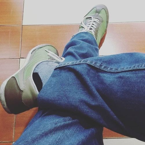 Waiting for my turn. ✂✂✂ JTC  HairvierSalon
