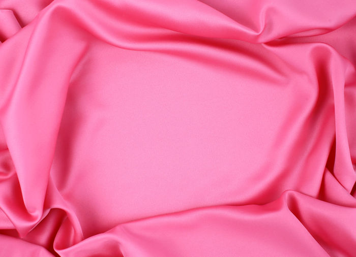 Abstract Backgrounds Close-up Cloth Copyspace Crumpled Design Details Fabric Magenta Material Natural Pattern Pink Satin Saturday Sewing Silk Smooth Soft Softness Textiles Texture Millennial Pink