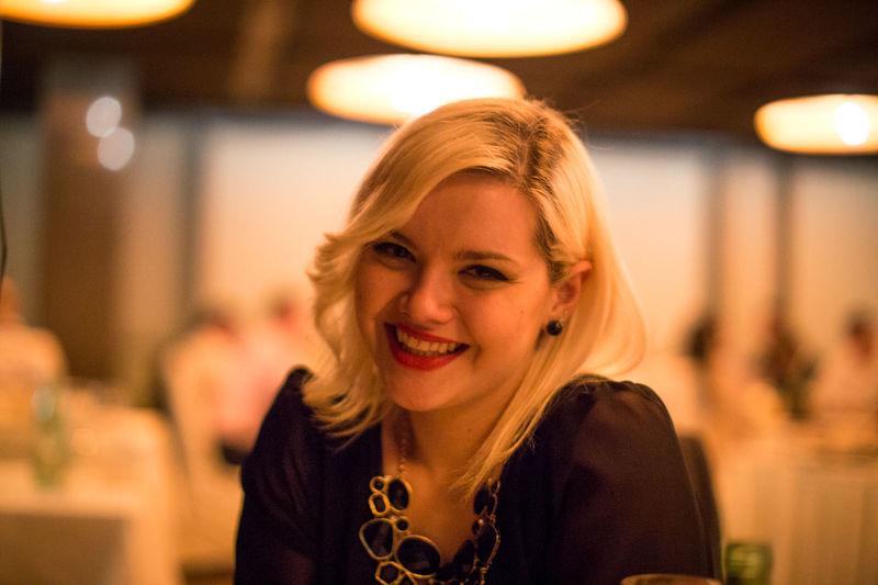 Smile Love Blondie Zagreb