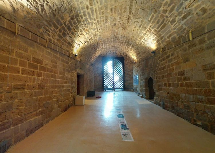 Inside the Famagosta Famagusta Famagousta Gate Architecture Fortifications Monument Cyprus
