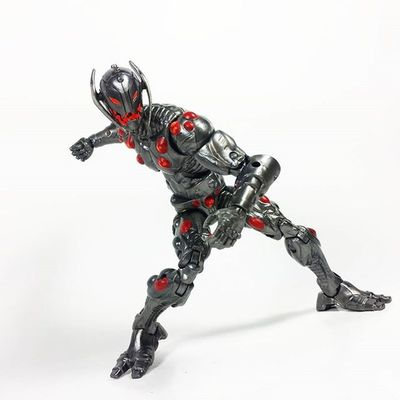 Ultron AgeOfUltron Marvel Marvelcomics Marvellegends Toys Toyphotography Toypizza Toysarehellasick Toycollector Toycommunity Toycollection Disney Avengers Toyunion Toyslagram Kansascitytoycollector