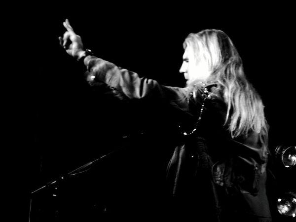 Snapshots Of Life Hard Rock Hell 2007 Saxon Metal Concert Vocalist Minehead England