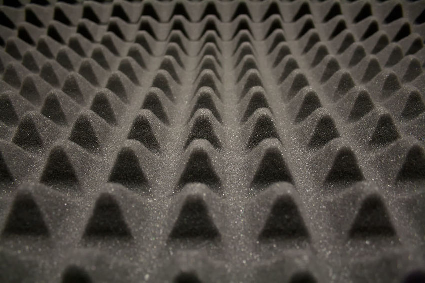Abstract Backgrounds Close-up Espuma  Foam Indoors  No People Pattern Selective Focus Simetria Simetry Soundproof Textured