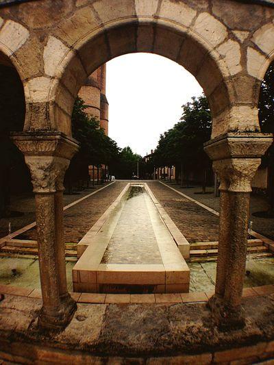 Albi France Albi Basilica Summer Raindrops The Architect - 2016 EyeEm Awards