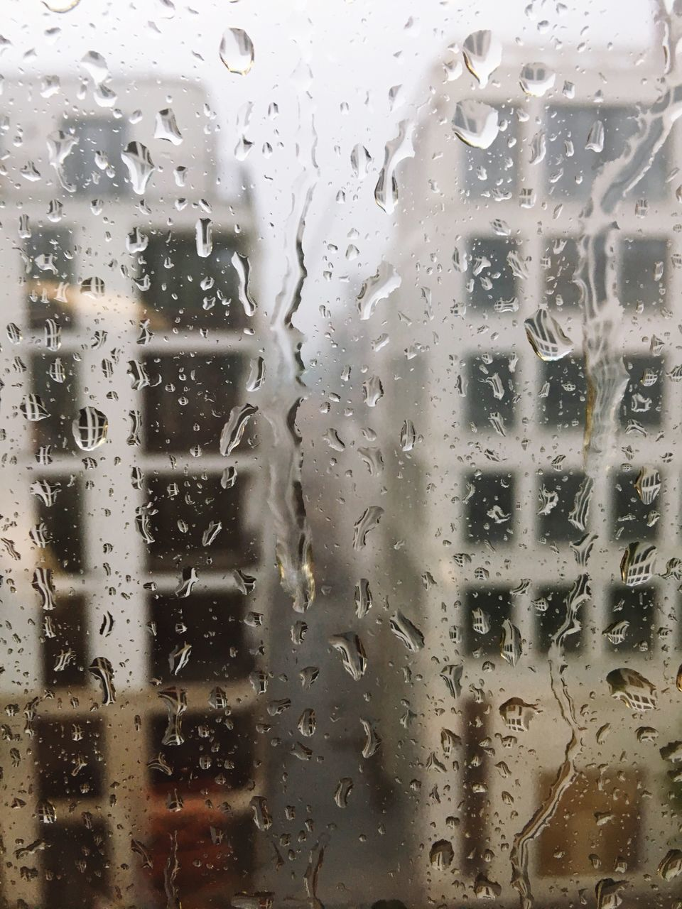 drop, water, wet, rain, glass - material, window, weather, raindrop, condensation, close-up, full frame, no people, rainy season, indoors, refreshment, backgrounds, day, freshness, nature, sky