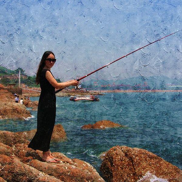 fishing or ?