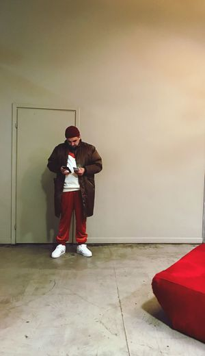 Full Length Men Standing Real People Two People Indoors  Headwear Day People Adult Russia Moscow Musician Rapper баста
