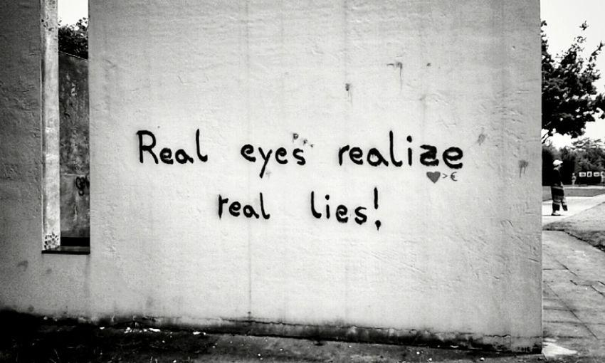 virtually real Real Graffiti Streetart UrbanART Blackandwhite Bnw