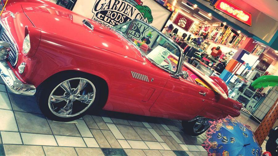 Red Car No