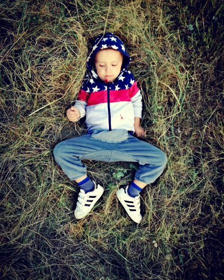 Nephew ♡ MYeverything Garden Photography Sunnyday☀️ this is family Littleone Relaxing Grass Summer Intothewild MyBabyBoy Madwithsis Love ♥ Trousers Hood Children
