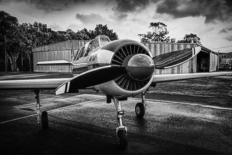 Yak52 Aviation Aviationphotography Flight Flying Propellor Radial Undercarriage Wheels