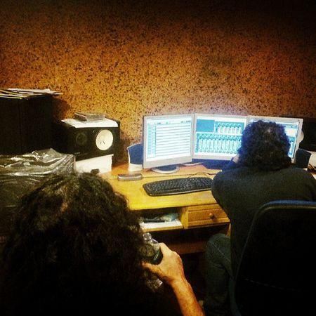 En el Estudio . Cubase Recording