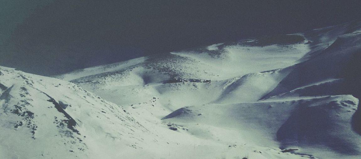 ertebate kooh o sang Mountain Kooh Snow ❄ Barf Winter First Eyeem Photo